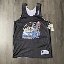 Kobe Bryant Champion 1998 NYC NBA All-Star Reversible Practice Jersey