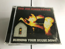 The Jim Jones Revue - Burning Your House Down CD NEW SEALED 5413356580549