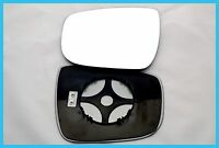 FITS NISSAN JUKE 2014-2017 CLIP IN WING MIRROR GLASS CONVEX LEFT SIDE HEATED