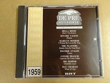 CD / DE PRE HISTORIE 1959 - OLDIES COLLECTION