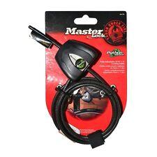 Master Lock 8417D Python Adjustable 6 Foot Cable - Tree Stand Deer Cam Bike