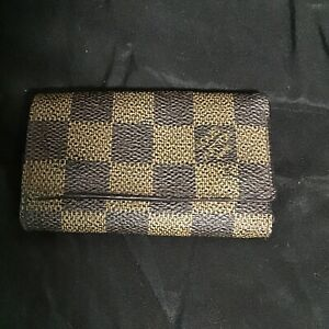 Louis Vuitton Damier Multicles 6 Ring Key Case Wallet