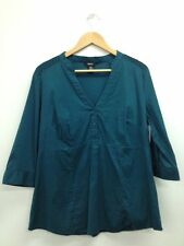 H&M Short Sleeve V Neck Plus Size Tops & Shirts for Women
