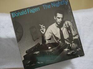 Donald Fagen - The Nightfly - vintage 1982 Warner Bros. LP - Steely Dan