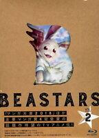 BEASTARS-BEASTARS VOL.2-JAPAN BLU-RAY Q85