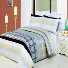 Luxurious Soth Gate 100% Egyptian Cotton Bed in a Bag - 4 Sizes