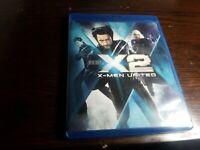 X2: X-Men United (Blu-ray Disc, 2009, 2-Disc Set)