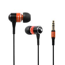 AWEI Q3 Headset Super Bass Wooden Headphone In-Ear Earphone For Phone / PC / MP3