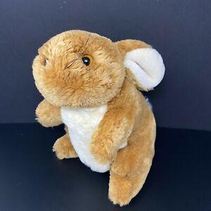 "Vintage Eden Peter Rabbit Bunny Brown Plush Frederick Warne 12"" Stuffed Easter"