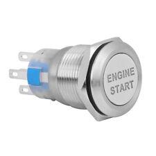 12V Car Engine Start Push Button Switch Ignition Starter Zinc-Aluminium Alloy