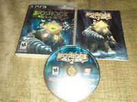 BioShock 2 (Sony PlayStation 3, 2010) *BUY 2 GET 1 FREE +FREE SHIPPING*