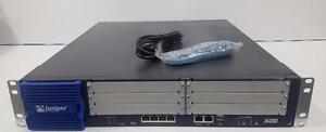 Juniper J-4350-JB J4350 4-Port Gigabit Wired Router - Refurbished