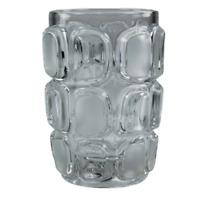 Frantisek Vizner Vase Glas Libochovice 1965 Czech Bohemia 60er Jahre Vintage alt