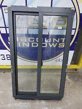 Aluminium Sliding Window 1065H x 650W (Item 4545) Monument