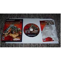Gladiator: Sword of Vengeance (PlayStation 2) complete