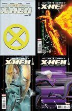 1st print set ULTIMATE COMICS X-MEN #1 2 3 4 2011 NICK SPENCER MARVEL wolverine