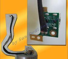 Connecteur  Alimentation Chargeur Carte Mère + Nappe  HP DV9000
