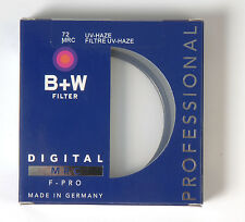 B+W 72mm Mrc UV Haze Protective Filter For Pentax Canon Nikon Sony Olympus Leica