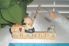 ~~I LOVE GRANDPA DECOR BY BLOSSOM BUCKET~ IMMEDIATE SHIPPING!