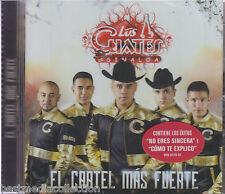 SEALED - Los Cuates De Sinaloa CD NEW El Cartel Mas Fuerte NUEVO 2016 BRAND NEW