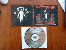 Suzi Quatro Aggro-Phobia 1993 JAPAN IMPORT CD NO OBI TOCP-7622