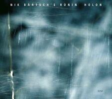 Nik Bartsch's Ronin - Holon ( AUDIO CD in JEWEL CASE )