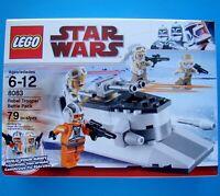 New Lego Star Wars 8083 Rebel Trooper Battle Pack - 2010 A