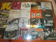 LOT 20 CDS TECHNO HARDTEK TRIBE .. / SPIRAL TRIBE / NEUFS / SEALED / DESTOCKAGE
