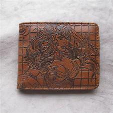 Wonder Woman Leather pu Wallet Credit Card Holder Coin Purse Handbags Pocket