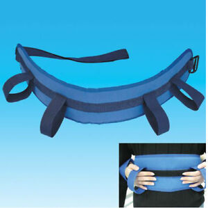 Transfer Belt Gait Carers Mobility Aid for Lifting Disabled and Elderly