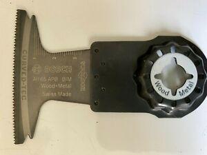 1 X Bosch Starlock 2608661901 multi tool saw blade for wood & metal