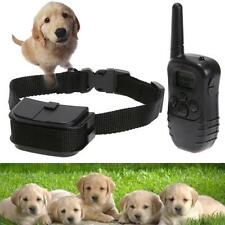 300m Battery Electric Anti Tone Shock Training Collar for Small Medium Pet Dog