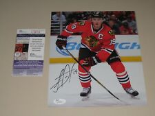 Jonathan Toews #19 signed Chicago Blackhawks 8x10 Photo JSA