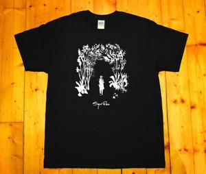 New Sigur Ros Logo Long Sleeve Black T-Shirt Size S-3XL