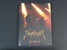 Emperor Live Inferno  - DVD - 3 Disc Set - New