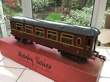 Hornby O Gauge  No 2 LNER Saloon Coach boxed