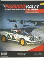CATALOGO/BOOKLET-PASSIONE RALLY-07-LANCIA STRATOS HF-RALLY MONTE-CARLO 1976-MUNA