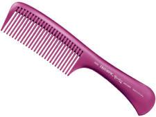 "Triumph Master Handle Comb Lilac 8.5"""