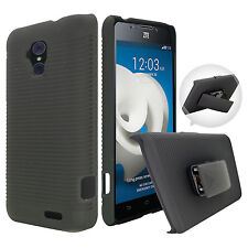 ZTE Unico LTE Z930L / ZTE Mustang Z998 Shell Holster Combo Case Cover Belt Clip