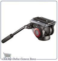 Manfrotto MVH500AH Fluid Video Head with Flat Base Mfr # MVH500AH Brand NEW