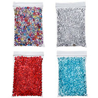 Art Fishbowl Beads Colorful Plastic Beads for Crunchy Homemade Slime DIY Crafts