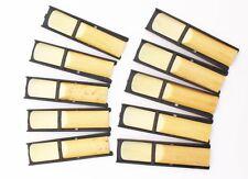 10er Box Blätter Reeds für versch. Saxophone & Klarinette in 2 Stärken