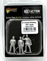 Bolt Action 403012203 Sir Oswald Moseley BUF Leader (British Union of Fascists)