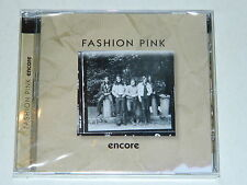 FASHION PINK - Encore / LongHair Germany /  CD (New)