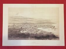 A. GUESDON / LEMERCIER - CATANE FINE ART b/w PRINT REPLICA of LITOGRAPHY 1800