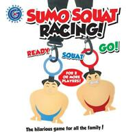 Sumo Squat Racing Game Perfect For Christmas or Working Out No Gym Required !