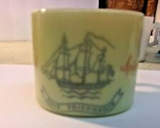 Vintage OLD SPICE Early American SHIP FRIENDSHIP Mug