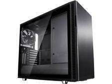 Fractal Design Define R6 Blackout Brushed Aluminum/Steel ATX Silent Modular Temp