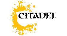 'A' Citadel Dry paints - choose Your colours