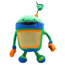 """Nickelodeon Umizoomi Bot Plush Soft Stuffed Doll Toy 10"""" tall"""